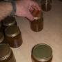 Jarring up the honey 2