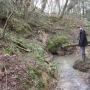 River course surveying of ghyll streams