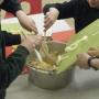 Making Elderflower Cordial ii