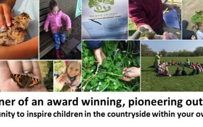 Become an owner of an award winning, pioneering outdoor franchise. A business opportunity to inspire children in the countryside within your own County/Country.